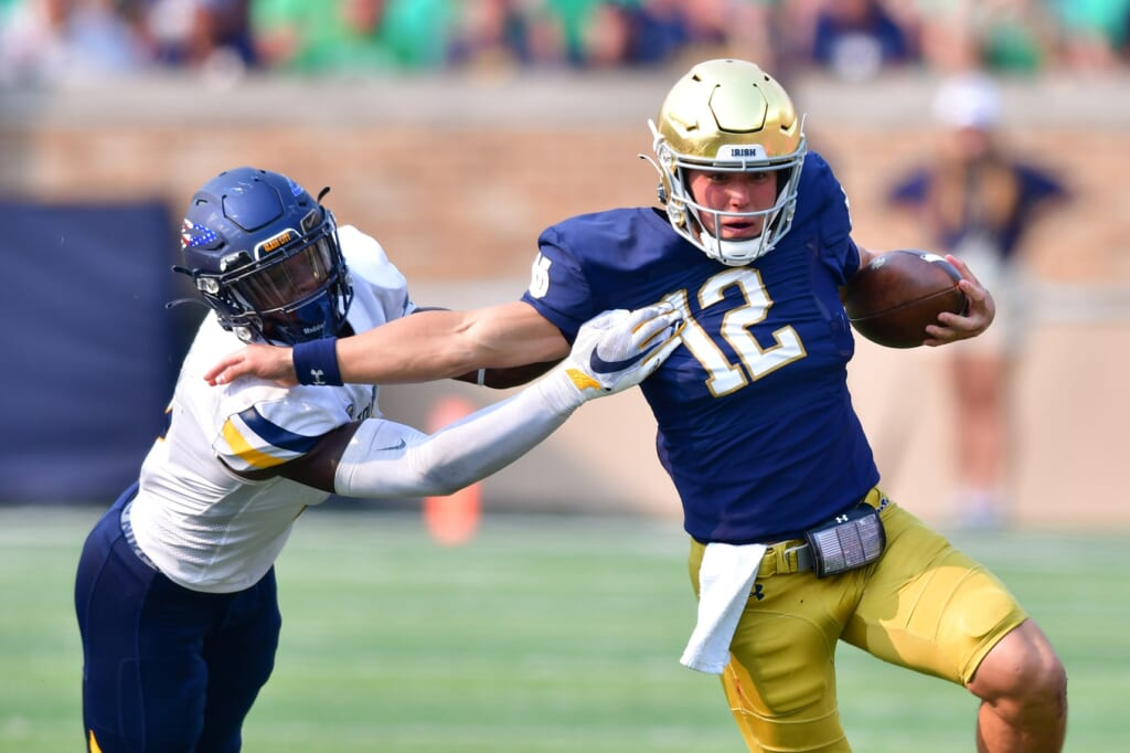 Takeaways from Saturday's college football Week 2 action