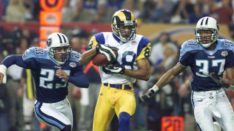 pro football hall of fame: torry holt