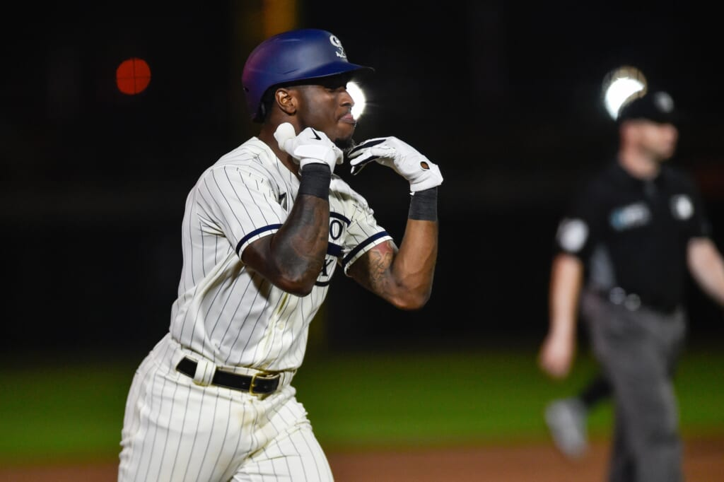 Tim Anderson and Derek Jeter are contact hitters with pop