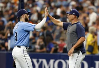 MLB: Chicago White Sox at Tampa Bay Rays