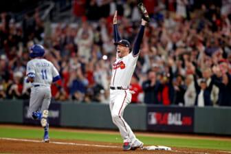 MLB games today, Atlanta Braves, World Series schedule