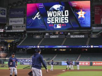 MLB Playoffs, World Series 2021,