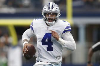 NFL Week 6, Dallas Cowboys