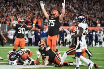 NFL TV ratings, Cleveland Browns