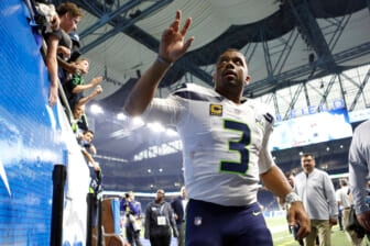 Russell Wilson, Seattle Seahawks