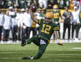 NFL: Washington Football Team at Green Bay Packers