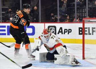 NHL power rankings, Sergei Bobrovsky, Florida Panthers