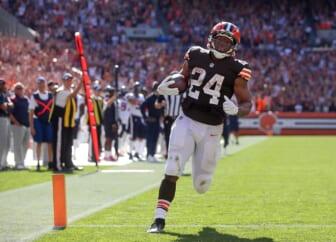 NFL injury report, Nick Chubb, NFL injury news