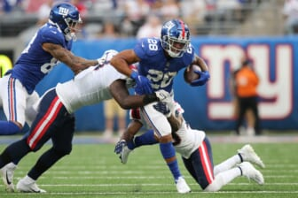 Waiver wire targets, Devontae Booker