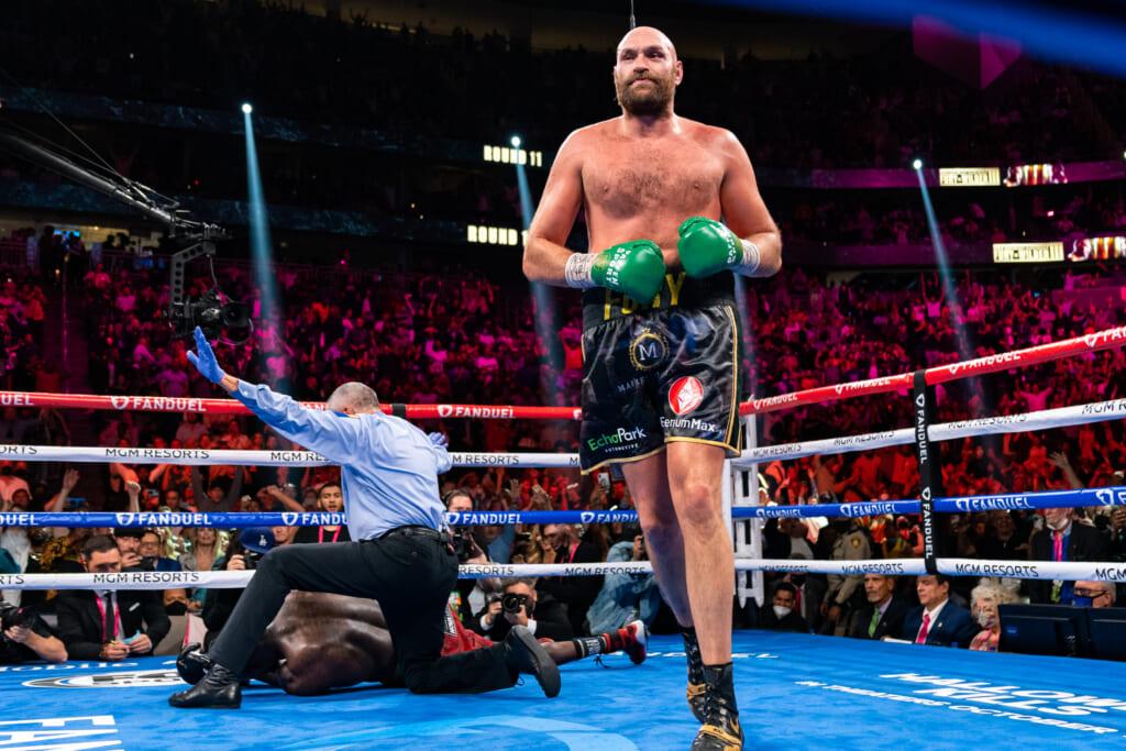 tyson fury's next fight