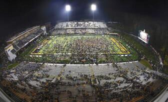 NCAA Football: Coastal Carolina at Appalachian State