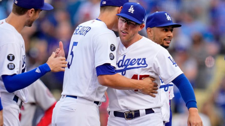 los angeles dodgers, san franciso giants