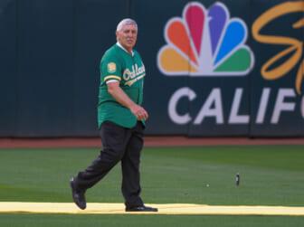 Oakland-Athletics-Ray-Fosse