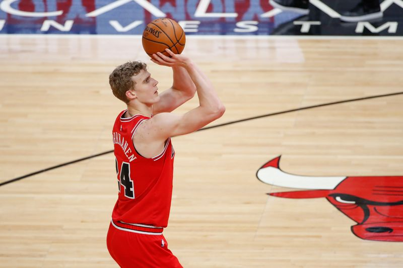 Chicago Bulls sign-and-trade Lauri Markkanen
