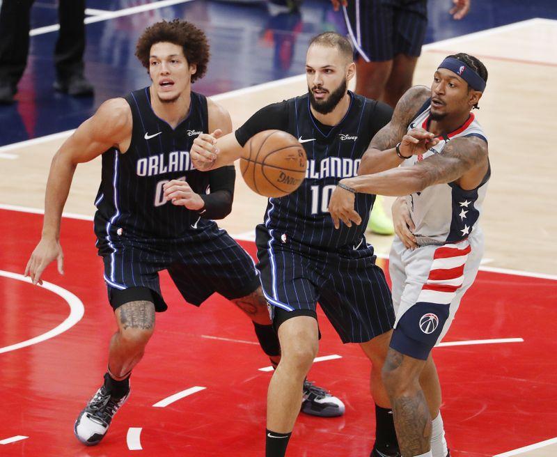 Orlando Magic trade Evan Fournier