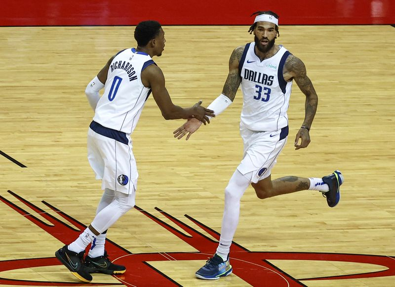 Dallas Mavericks wing Josh Richardson