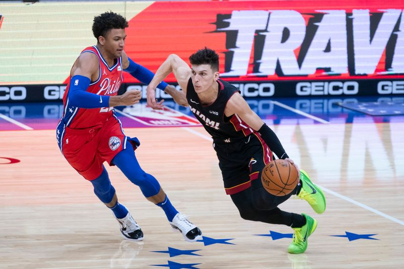 Miami Heat trade for Kyle Lowry would move Tyler Herro to two-guard.