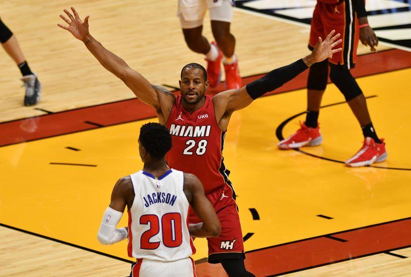 The Miami Heat could move Andre Iguodala ahead of the NBA trade deadline.