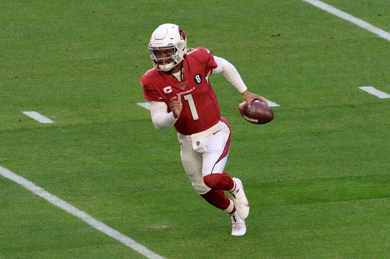 Arizona Cardinals QB Kyler Murray not ruling out MLB future