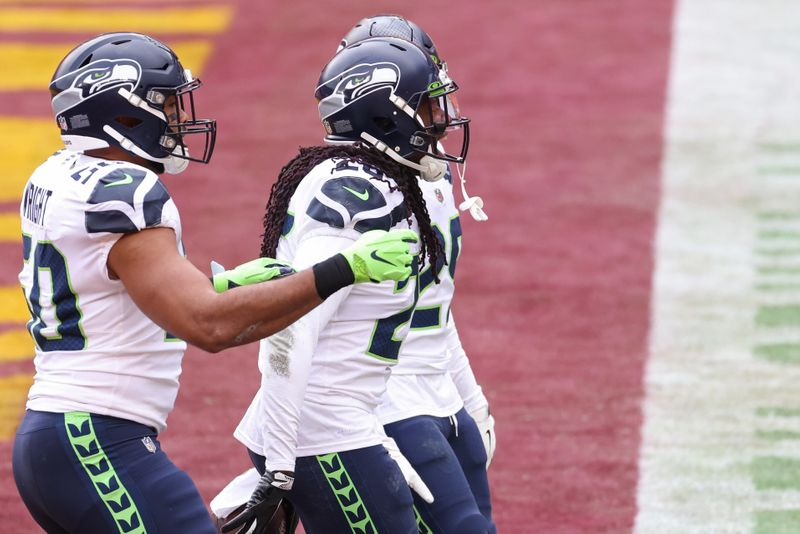 NFL free agents: Shaquill Griffin