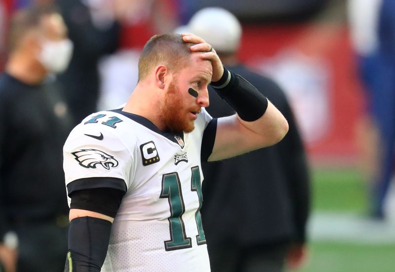 Which teams would be interested in a Carson Wentz trade?