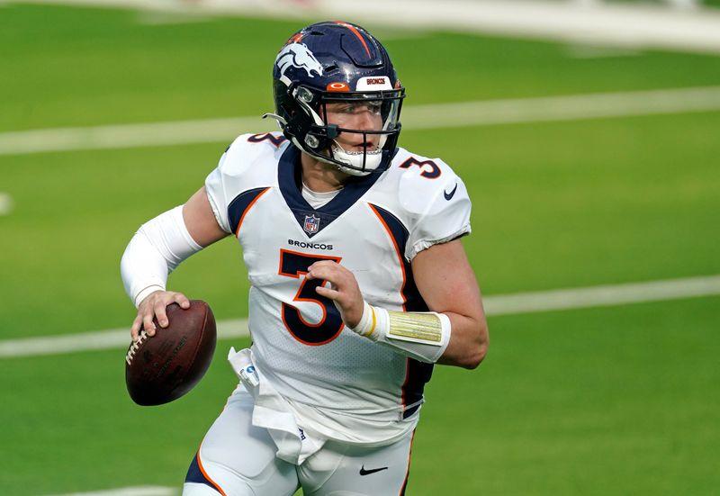 Denver Broncos 3-round mock draft scenarios with trades