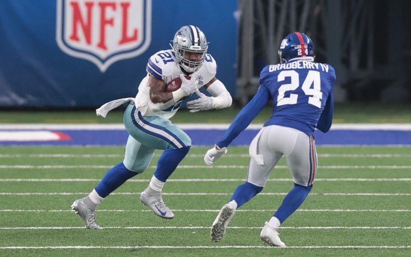 NFL trades: Ezekiel Elliott