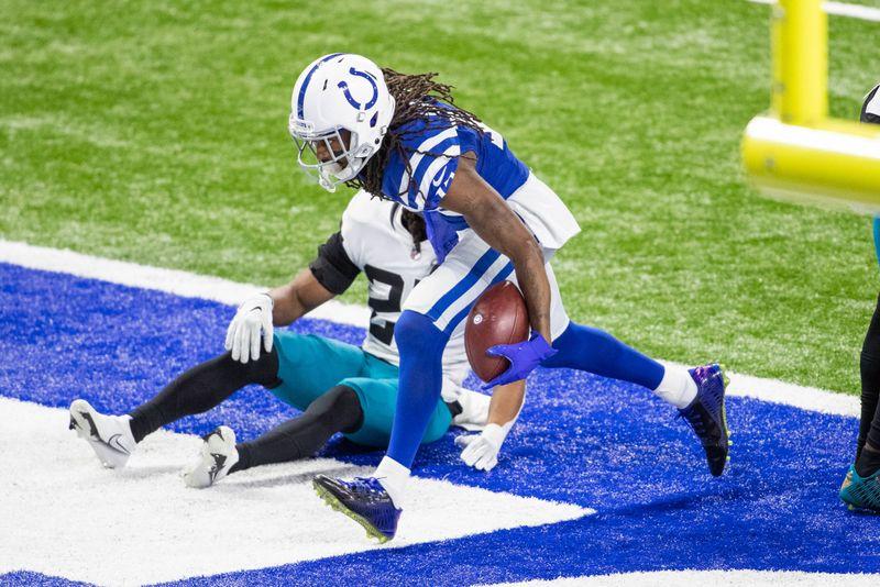 NFL free agents: T.Y. Hilton