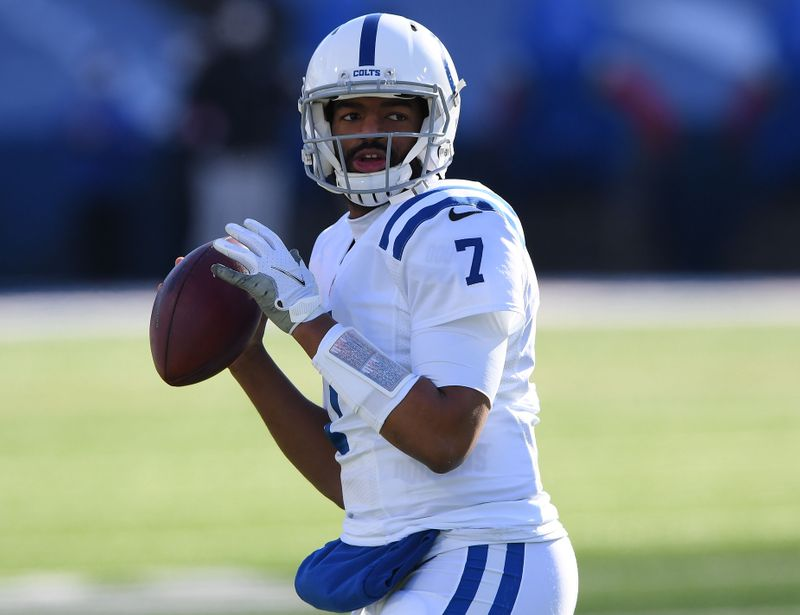 Colts Notebook: Brissett hopes to finish on high note