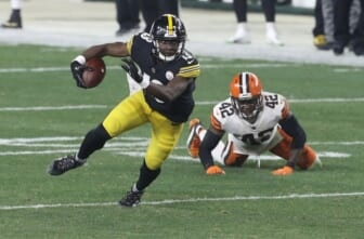 3 ideal James Washington trade scenarios from the Pittsburgh Steelers
