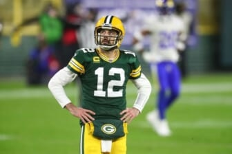Aaron Rodgers' mental health commentary shows self-awareness Packers lack