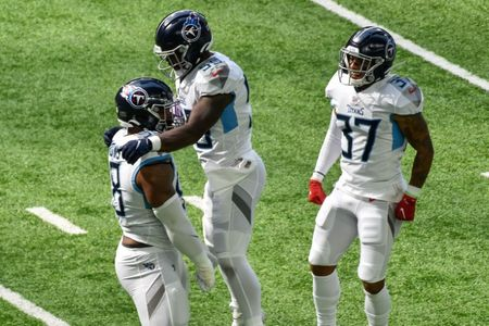 NFL free agents: Jayon Brown, Tennessee Titans