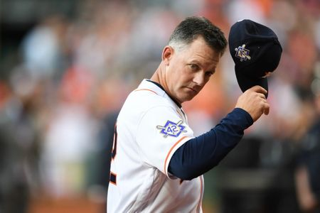 A.J. Hinch is the new Detroit Tigers manager