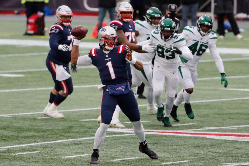 Cam Newton, NFL free agency
