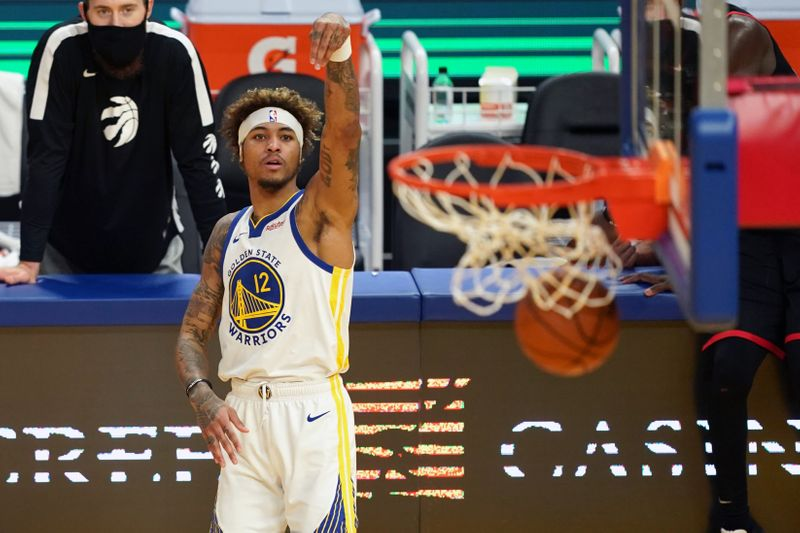 Kelly Oubre, Golden State Warriors, NBA trade