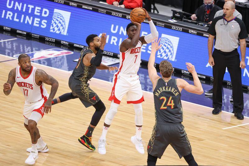 Knicks rumors: Victor Oladip, Houston Rockets trade
